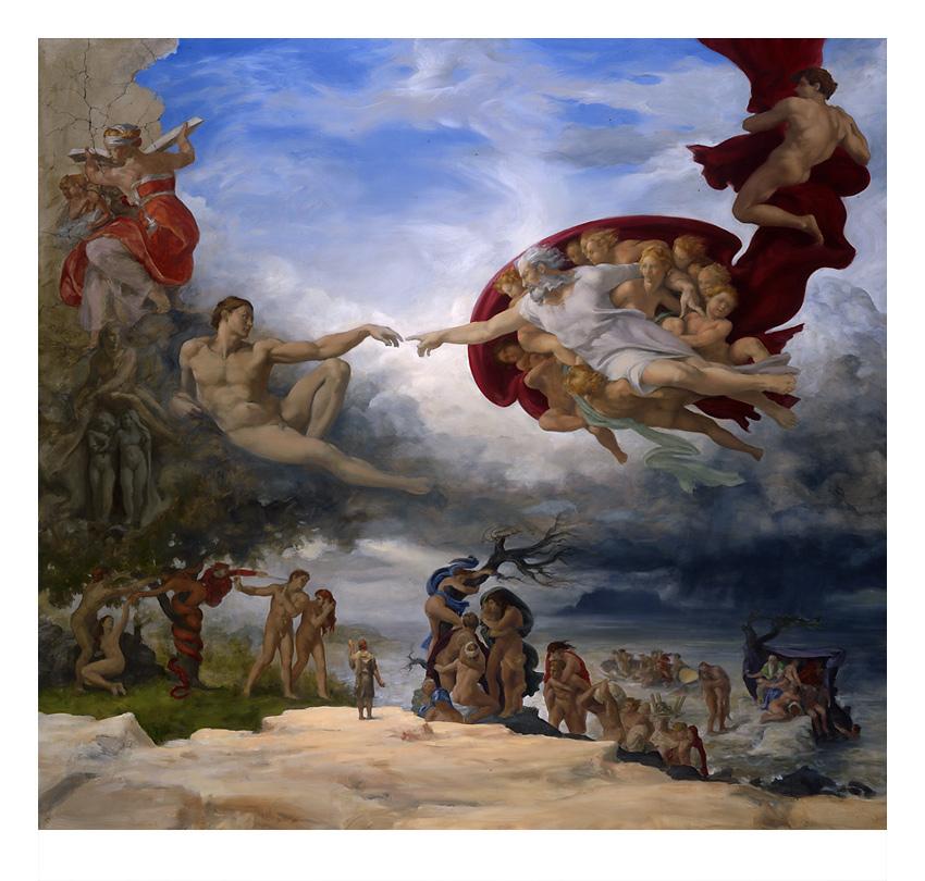 Michelangelo's Moment