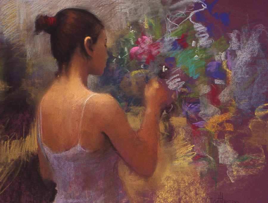 Flowers For The Soul, by Matthew Joseph Peak